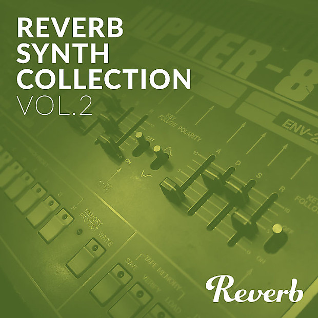 Reverb Roland Synth Collection Sample Pack by Rik Marston