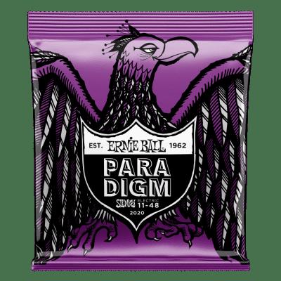 Ernie Ball Paradigm Power Slinky Electric Guitar Strings, 11-48 (2020)