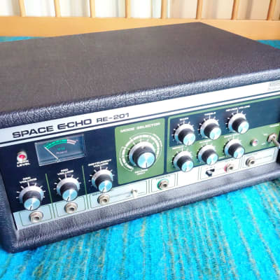 Roland RE-201 Space Echo - 1978 Model - Serviced / Maintained - E103
