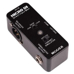 MOOER Micro DI Micro Pedal