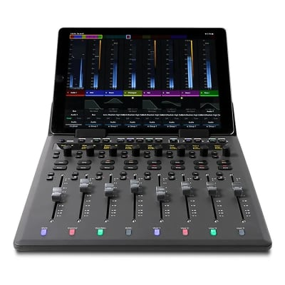 Avid S1 8-Fader EUCON Desktop Pro Tools Control Surface