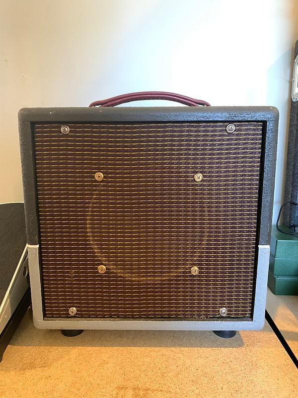 Austen Hooks 1x8 speaker cabinet with vintage Jensen P8Q ...