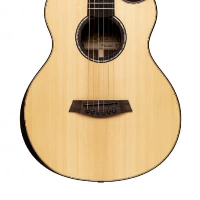 Islander AS-MG Mini-guitar w/ Solid Sitka Spruce Top, Acacia B&S, Gig Bag for sale