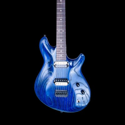 Ruben Guitars The Apex Predator  2020 Royal Blue Ceruse for sale