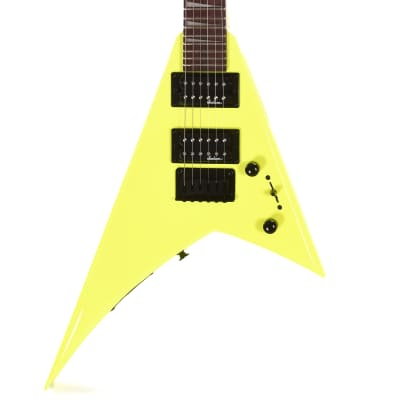 Jackson JS1X Randy Rhoads Minion Neon Yellow for sale