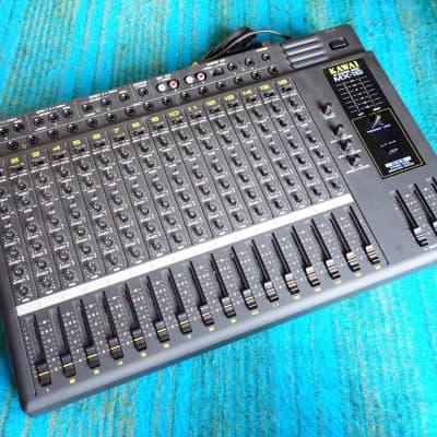 Kawai MX-16 16 Channel Analog Stereo Mixer - Worldwide Shipping - E364