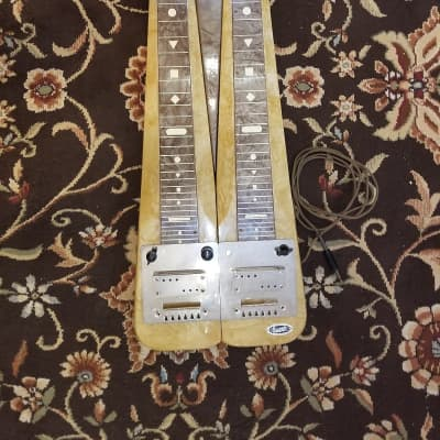 1949 Supro Dual Neck Lap Steel Project