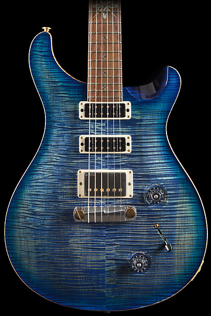 PRS Modern Eagle Limited Faded Blue Burst (541) | Reverb on