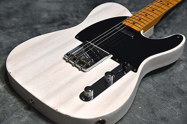 fender usa limited 60th anniversary tele bration series old reverb. Black Bedroom Furniture Sets. Home Design Ideas