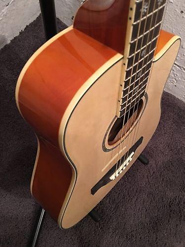daisy rock girl guitars wildwood acoustic short scale guitar reverb. Black Bedroom Furniture Sets. Home Design Ideas