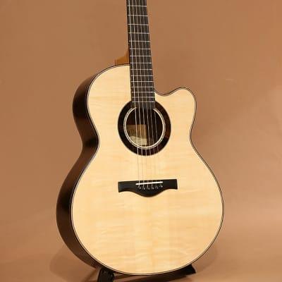 Peggy White Guitars Premier Cutaway German Spruce for sale