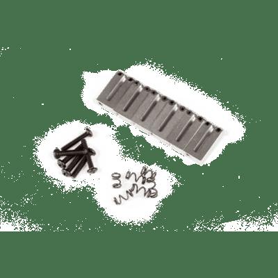 Fender American Standard Strat and Tele Bridge Sections