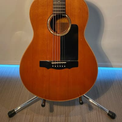 (June Sale) David Russell Young Steel String Custom Parlor 1979 East Indies Rosewood with Spruce Top for sale