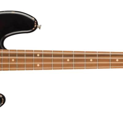 Fender 60th Anniversary Road Worn® Jazz Bass®, Pau Ferro, 3-Color Sunburst, MIM for sale