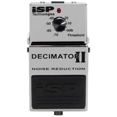 ISP Technologies Decimator II Noise Reduction