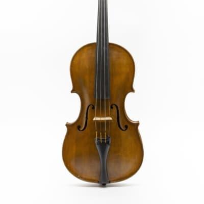 "16"" Benjamin F King Viola - 1949"