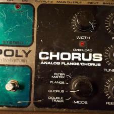 Electro-Harmonix Poly Chorus
