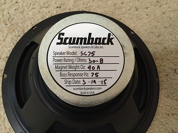 Celestion Blue in Maz review. Scumnico arrived! | Z-Talk