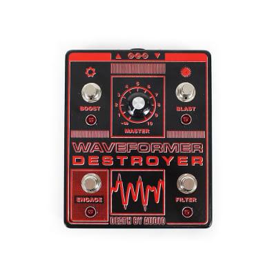 Death By Audio Waveform Destroyer