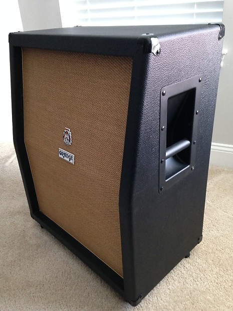 EMPTY 2x12 Vert Guitar Speaker Cabinet Wheat Grill Mesa | Reverb