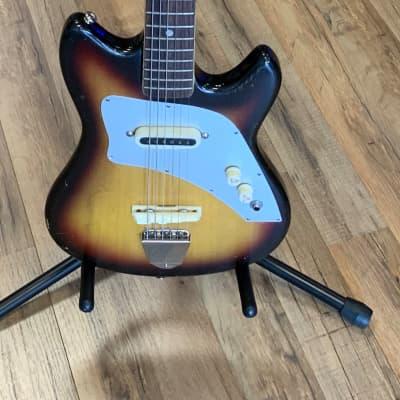 Noble  Electric guitar  1960 Sunburst