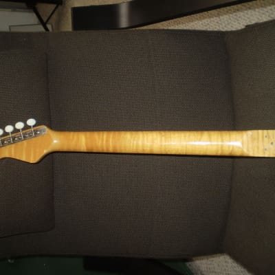 '60's Kapa Continental Flamed Neck w/Tuners for sale