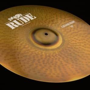 "Paiste 17"" RUDE Crash/Ride Cymbal"