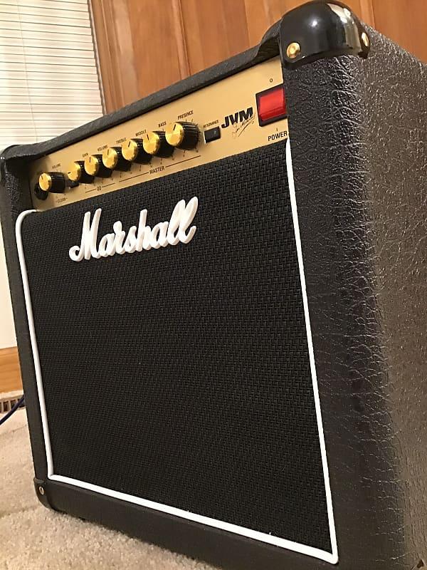 marshall jvm 50th anniversary 1 watt guitar combo reverb. Black Bedroom Furniture Sets. Home Design Ideas