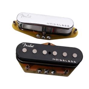 Fender Gen 4 Noiseless Telecaster Tele Pickup Set 099-2261-000