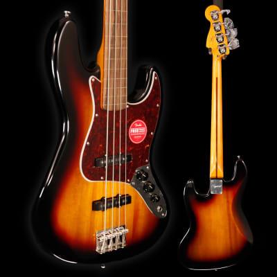 Squier Classic Vibe '60s Jazz Bass Fretless