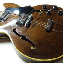 Gibson ES-330 TD Long Neck 1971 Walnut image