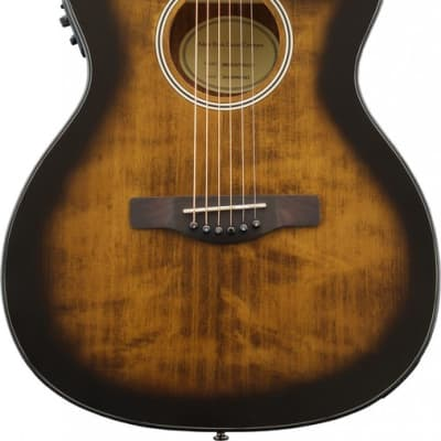 Adam Black Route 61 CE - Mississippi Mud Burst with Gigbag for sale