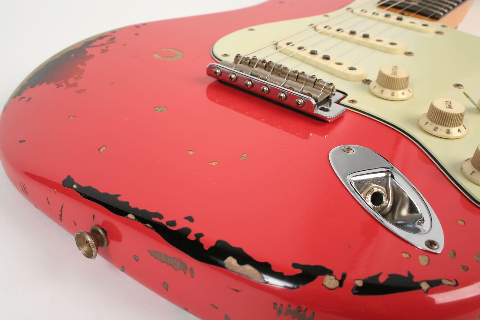 Fender Custom Shop Michael Landau 1963 Relic Stratocaster NEW Faded