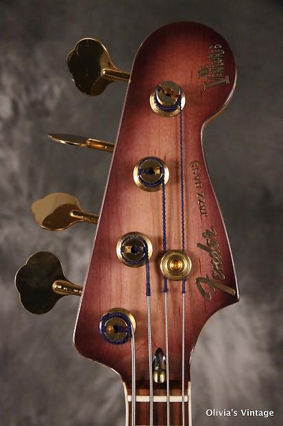 fender the ventures signature jazz bass 1996 reverb. Black Bedroom Furniture Sets. Home Design Ideas