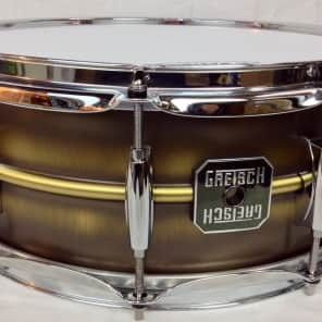 Gretsch 5.5x14 Gold Series Brushed Brass Snare