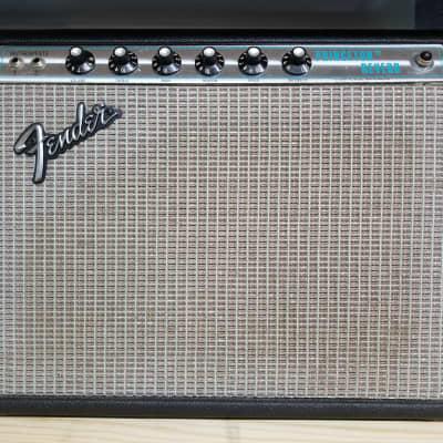 1970s Fender Princeton Reverb Amp for sale