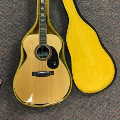 Epiphone FT-135 Cortez Natural for sale