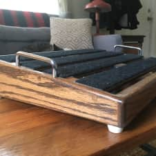 "GroundSwell Custom ""Short Board"" Pedal Board"