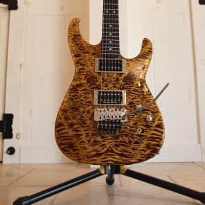 2017 Osborne Guitar - Caramel Candy Shred for sale