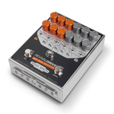 Origin Effects RevivalDRIVE Custom Hot Rod Edition Overdrive Pedal