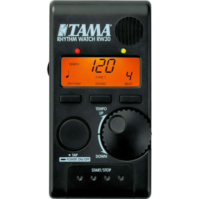Tama RW30 Rhythm Watch Mini - Drummer's Metronome for sale