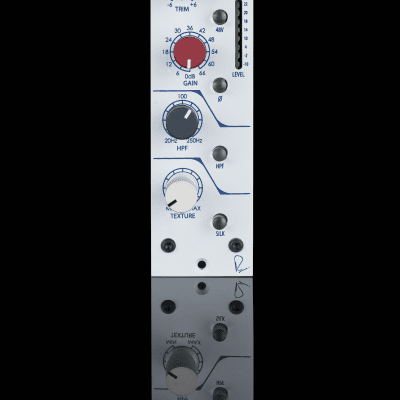 New Rupert Neve Designs Portico 511 500-Series Mic Pre Module with Silk