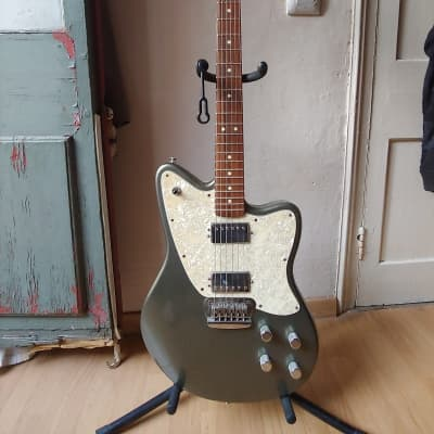 Fender Toronado Deluxe Silver  2003 for sale