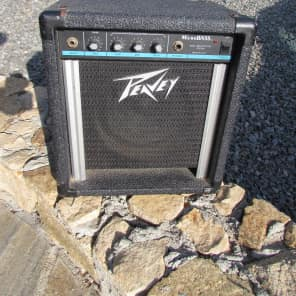 Peavey MicroBass 20-Watt 1x8 Bass Practice Amp