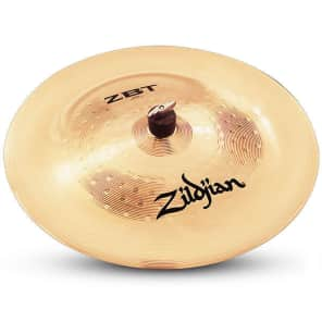 "Zildjian 18"" ZBT China 2004 - 2019"