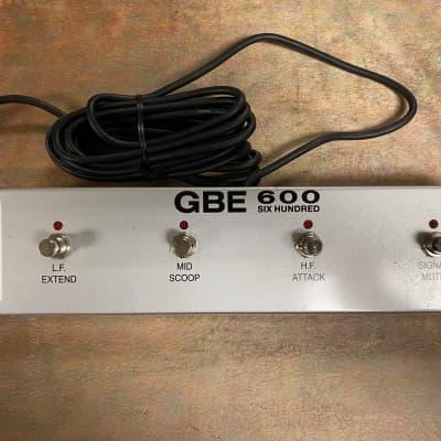 Genz Benz GBE 600 4 Button Footcontroller
