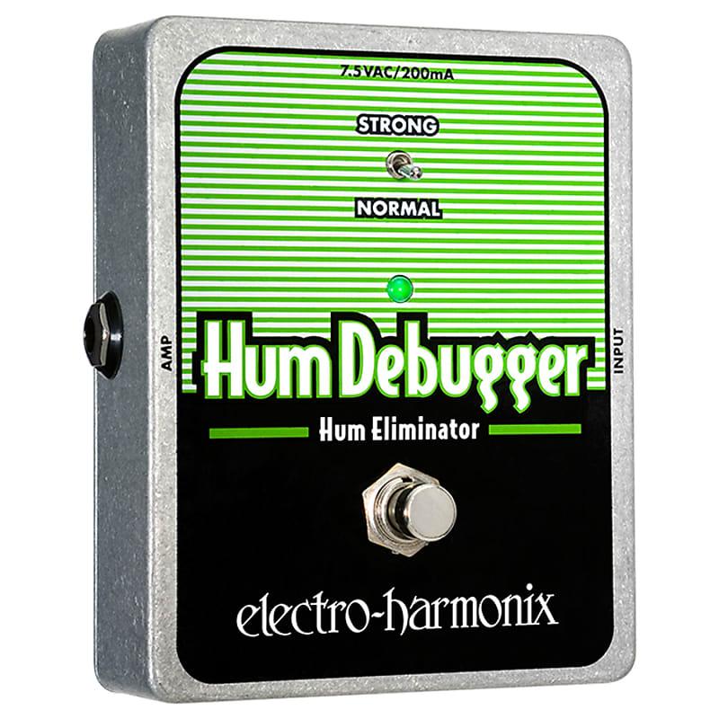 electro harmonix xo hum debugger hum eliminator pedal w reverb. Black Bedroom Furniture Sets. Home Design Ideas