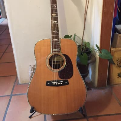 T.HARUO  T-150 LATE 1970'S NATURAL for sale