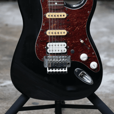 Fender Stratocaster 90s MIM HSS w/Floyd Rose  1995 for sale