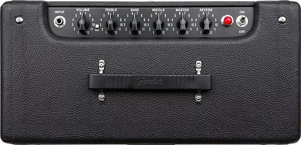 Fender Blues Junior Iv In Black